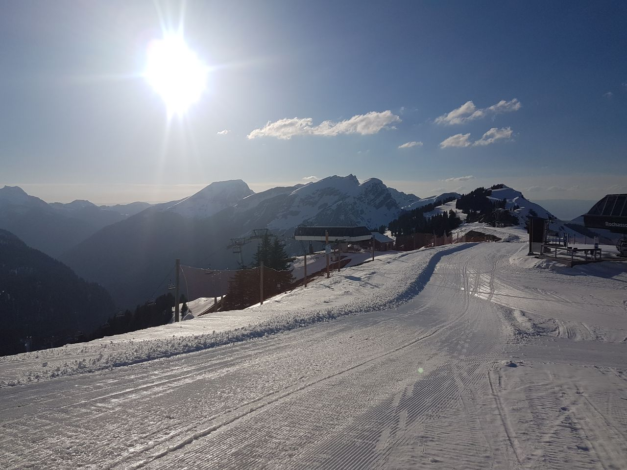 Domaine skiable de Châtel